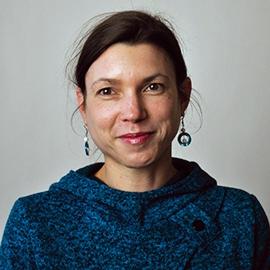 Mgr. Michaela Zahrádka Köhlerová Vedoucí Centra psychosomatické rehabilitace a fyzioterapie, pavilon č. 4, statek (hipoterapie) Psychiatrické nemocnice Bohnice