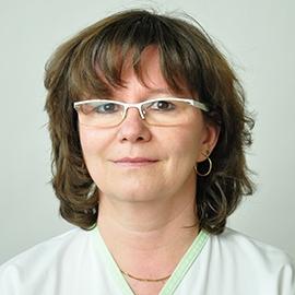 Mgr. Monika Burianová Interní oddělení a LDN