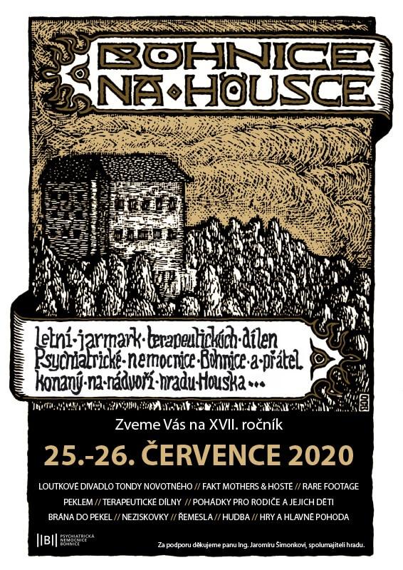 Bohnice na Housce 2020