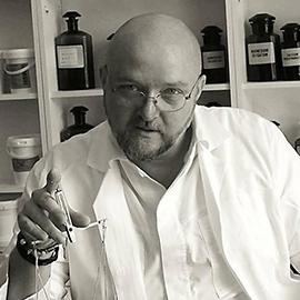 Jan Pomykacz - tajemník etické komise Psychiatrické nemocnice Bohnice